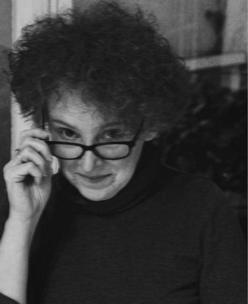 Linda Healey the editor.