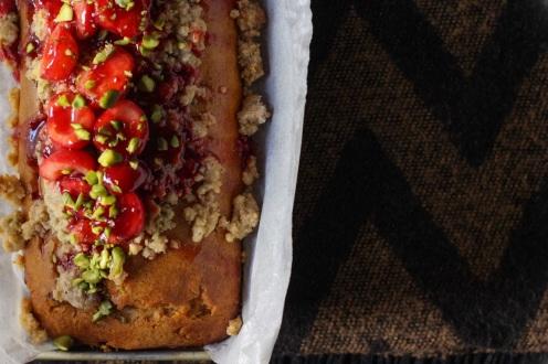 Organic Cake for Café Smorgas